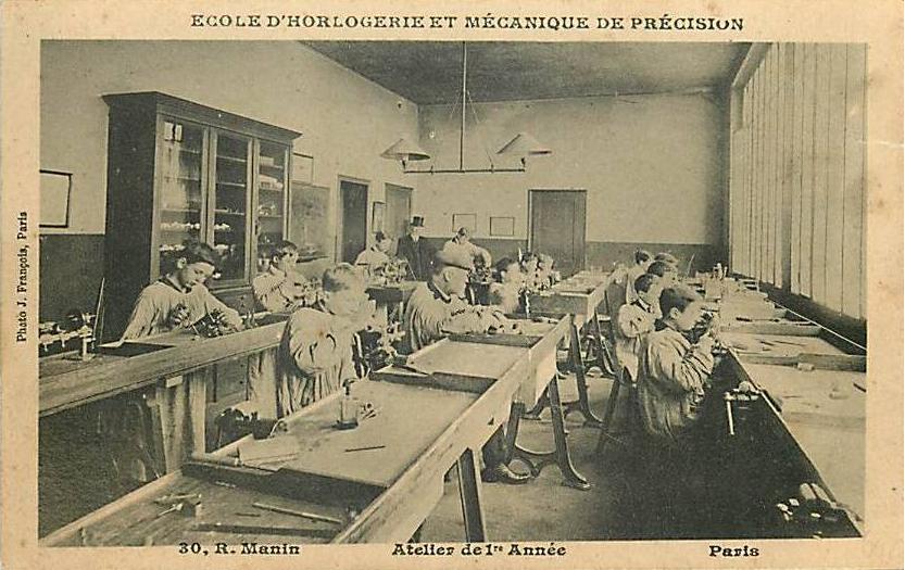 Datei ecole d 39 horlogerie watch wiki - Cours de tapisserie d ameublement paris ...