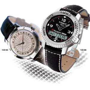 Tissot - Swiss Made