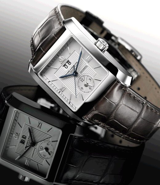 Datei:Baume & Mercier Hampton Square XL Business Class 2007.jpg