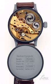 The history of Laco or The Erich Lacher Watch Company