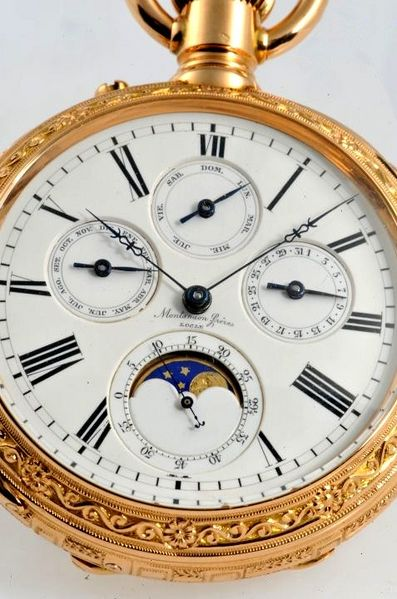 Datei:Montandon Frères Le Locle pocket watch dial.jpg